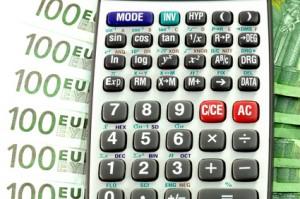 Berechnen Sie Ihren finanziellen Spielraum